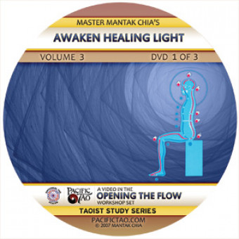 Awaken Healing Light-Mantak Chia