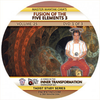 Fusion of the Five Elements 3-Mantak Chia