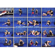 Floor Bag Workout-The Ultimate Solo Training for Grapplers and Groundfighters-Mark Hatmaker