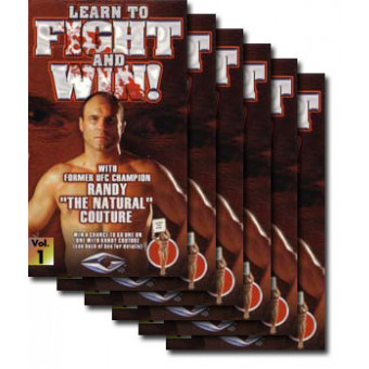 Learn To Fight And Win-Randy Couture