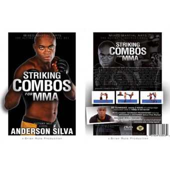 Striking Combos for MMA-Anderson Silva