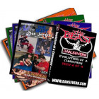 Evolution of a Champion-Dan Severn 4DVD set