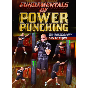 Fundamentals of Power Punching by Cain Velasquez