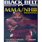 MMA NHB Training 7 Volume Set-Shonie Carter