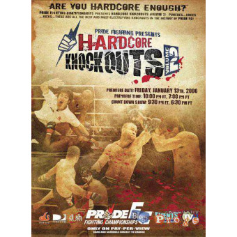 Pride Hardcore Knock Out 2