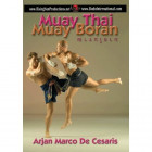 The Elbows Of Muay Thai Boran-Arjan Marco De Cesaris