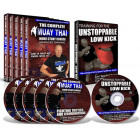The Complete Muaythai Home Study Course Advanced-Scott Bam-Bam Sullivan