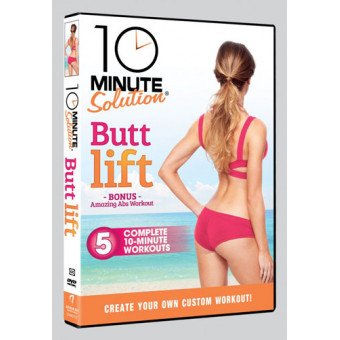 10 Minute Solution: Butt Lift-Christine Bullock