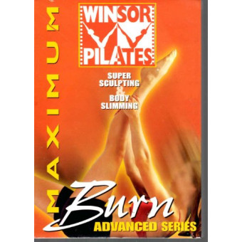 Winsor Pilates-Maximum Burn Advanced Series-Mari Winsor