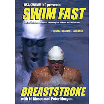 Swim Fast-Breaststroke-Ed Moses-Peter Morgan