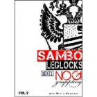 Sambo Leglocks for NoGi Grappling-Reilly Bodycomb