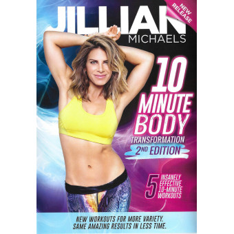 10 Minute Body Transformation-Jillian Michaels