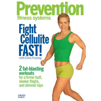 Prevention Fitness Systems-Fight Cellulite Fast-Chris Freytag