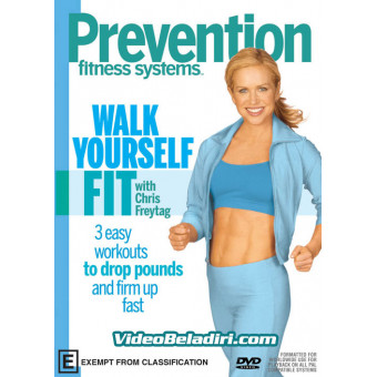Prevention Fitness Systems-Walk Yourself Fit-Chris Freytag