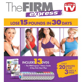 The Firm Express-Get Thin in 30