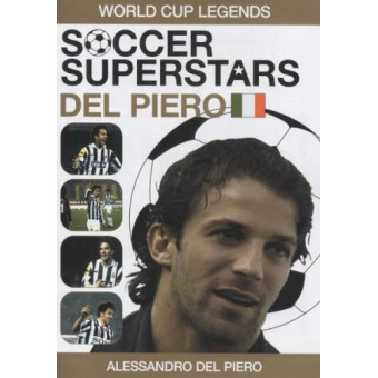 World Cup Legends-Soccer Superstars-Alessandro Del Piero