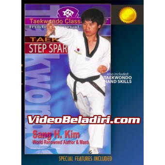 Taekwondo Step Sparring and Hand Skills-Sang H Kim