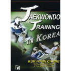 Taekwondo Training in Korea-Kuk Hyun Chung