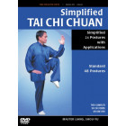 Simplified Tai Chi Chuan With Applications-Master Shou Yu Liang-YMAA