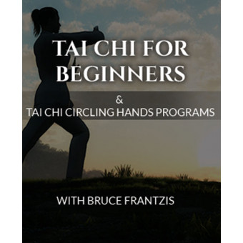 Tai Chi for Beginners by Bruce Kumar Frantzis