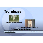 Tai Chi Pushing Hands DVD 1-Dr. Yang Jwing-Ming