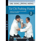 Tai Chi Pushing Hands DVD 2-Dr. Yang Jwing-Ming