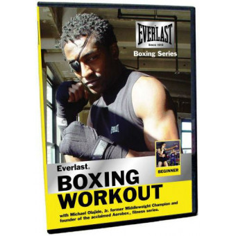 Everlast Boxing Workout DVD-Beginner-Michael Olajide