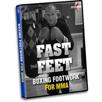 Fast Feet Boxing Footwork for MMA