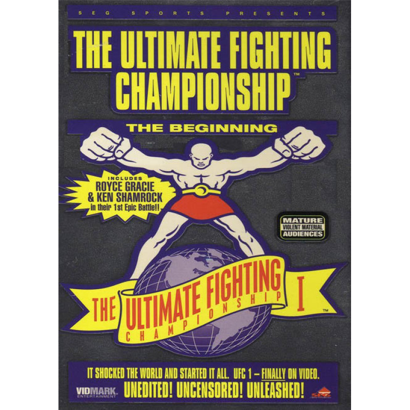 case analysis the ultimate fighting championship ufc The ultimate fighting championship  the likelihood of winning a decision in the ufc  aggression in mixed martial arts: an analysis of the likelihood.