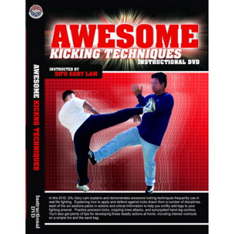 Awesome Kicking Techniques-Gary Lam