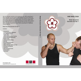 NHB Wing Chun DVD 3: Body Structure Extreme Chi Sao 1-Alan Orr