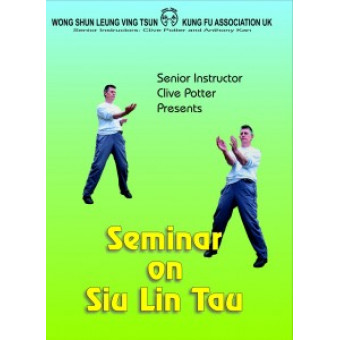 Seminar on Siu Lin Tao-Clive Potter