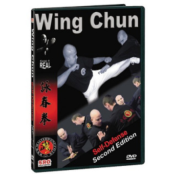 Wing Chun Self Defense-Michael Wong