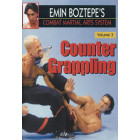 Emin Boztepe Combat Martial Arts System DVD 3-Counter Grappling