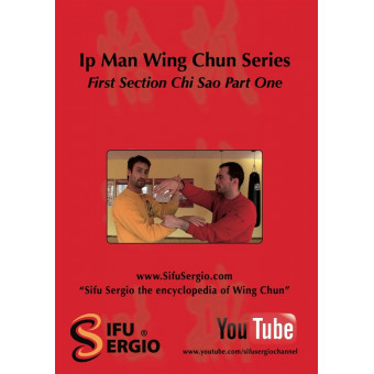 Ip Man Wing Chun Series-Chi Sao Section 1 Part 1-Sergio Iadarola