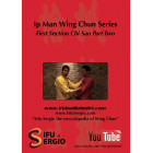 Ip Man Wing Chun Series-Chi Sao Section 1 Part 2-Sergio Iadarola