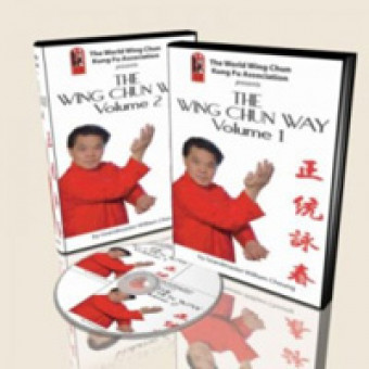 The Wing Chun Way-William Cheung