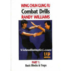 Wing Chun Gung Fu Combat Drills-Basic Blocks and Traps-Randy Williams