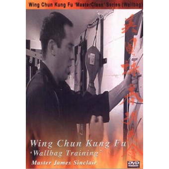 Wing Chun Kung Fu Wallbag Training-James Sinclair