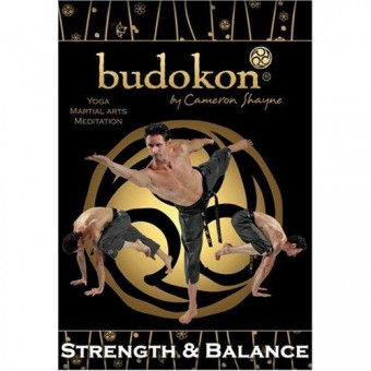 Budokon Strength And Balance-Cameron Shayne