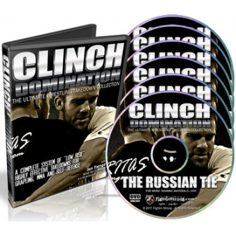 Clinch Domination-The Ultimate Wrestling Takedown Collection-Jon Trenge