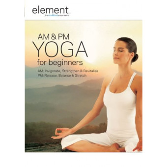 Element: AM and PM Yoga for Beginners-Elena Brower