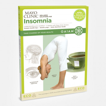Mayo Clinic Wellness Solutions for Insomnia-Rodney Yee