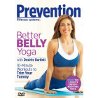 Prevention Fitness Systems-Better Belly Yoga-Desi Bartlett