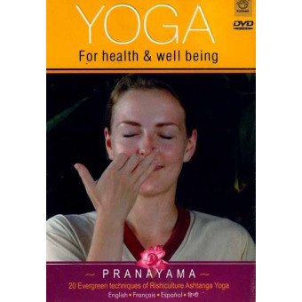 Yoga for Health and Well-Being-Pranayama